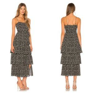 NWT Revolve | Likely Tiered Floral Maxi Dress